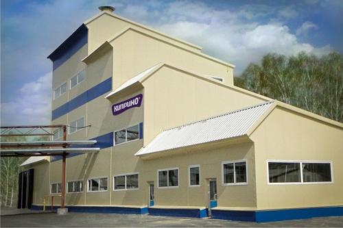 Doc22.ru - Мощность завода по выпуску сухой молочной сыворотке, действующего на базе «Троицкого маслосыродела», - до 300 тонн в месяц. Фото ГК «Киприно»