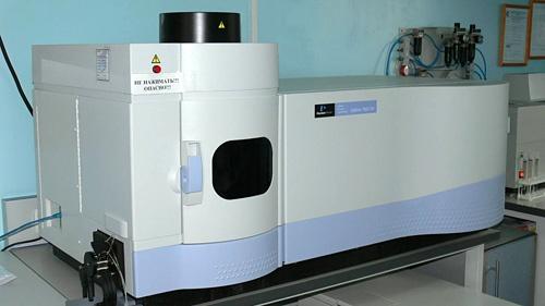 Атомно-эмиссионный спектрометр с индуктивно-связанной плазмой Optima 7300 DV.  Случилось так, что не обнаружили по...