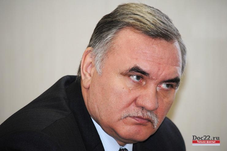 Doc22.ru Александр Лукьянов уверен, что пришло время прислушаться к алтайским инициативам. Фото из архива Doc22.