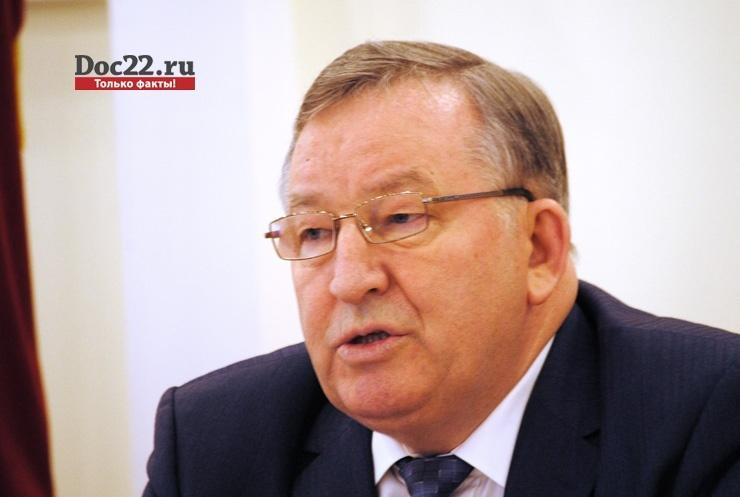 Doc22.ru Губернатор Карлин в начале 2016 года поставил перед дорожниками задачи и ориентиры