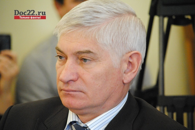 Doc22.ru Виктор Мещеряков: Силы МЧС готовы в любой момент выдвинуться в зону подтопления. Фото из архива Doc22