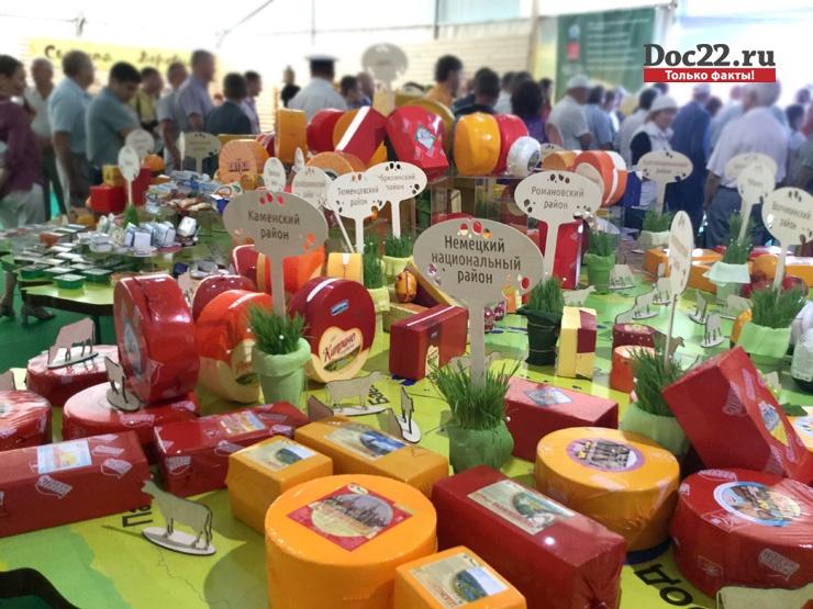 Doc22.ru На «АлтайПродМаркете» будет представлено весь спектр продуктов питания, которые сегодня производят в Алтайском крае.