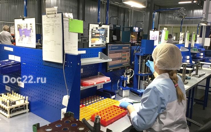Doc22.ru Внедрение систем бережливого производства позволило АЗПИ оптимизировать работу каждого сотрудника.