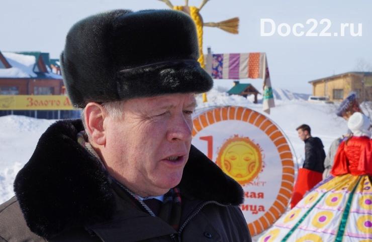 Doc22.ru Иван Лоор: «Фестиваль «Сибирская Масленица» можно назвать одним из важнейших и интересных элементов патриотического воспитания»
