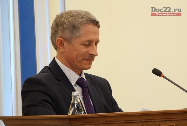 Doc22.ru  Николай Халин: Мы прогнозируем дальнейшее наращивание клина озимых культур в Алтайском крае, поскольку все резервы для этого есть.