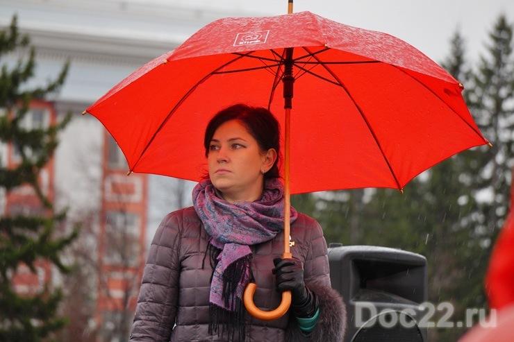 Doc22.ru Мария Прусакова, первый секретарь Алтайского крайкома КПРФ. Фото из архива Doc22.