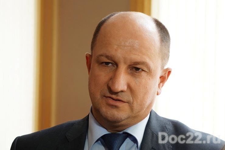 Doc22.ru  Сергей Приб: Реструктуризация долга позволит повысить качество управления муниципальными финансами.