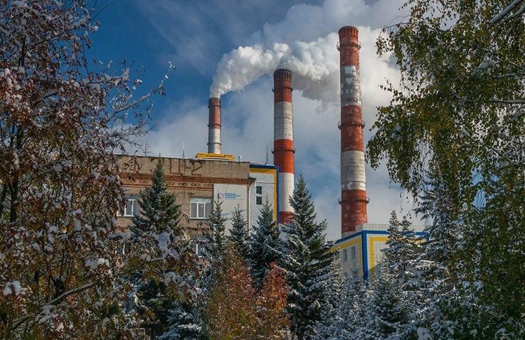 Doc22.ru В 2017 году Барнаульская ТЭЦ-2 выработала 2,2 млн Гкал тепловой энергии — максимальный объем за 8 лет. Фото СГК  -