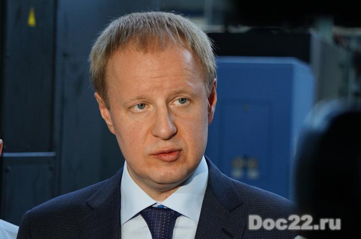 Doc22.ru В Алтайском крае на выборах Губернатора лидирует Виктор Томенко с более чем 53% голосов избирателей