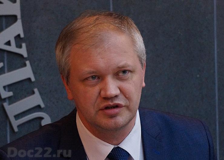 Doc22.ru Максим Герасимюк: Форум станет площадкой для общественного обсуждения проекта региональной программы развития цифровой экономики.